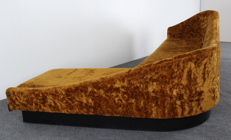 Adrian Pearsall Two-Part Sofa for Craft Associates, 1950s 2