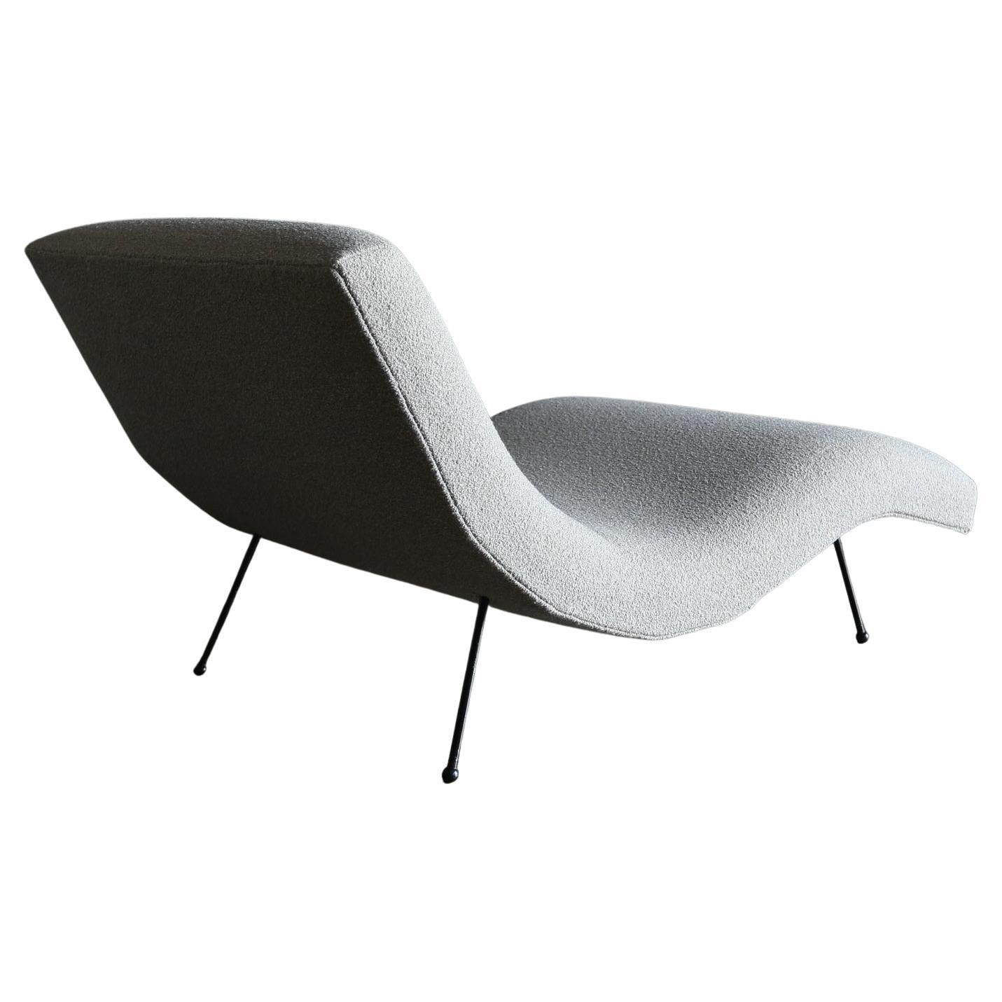 Adrian Pearsall Wave Chaise Lounge for Craft Associates, circa 1960