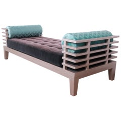 "Adriana Hoyos ""Chocolate"" Modern Day Bed"
