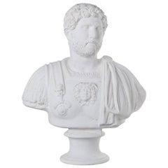 Adriano Bust Sculpture