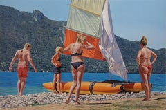 French Contemporary Art by Adrien Belgrand - Plage du Lido