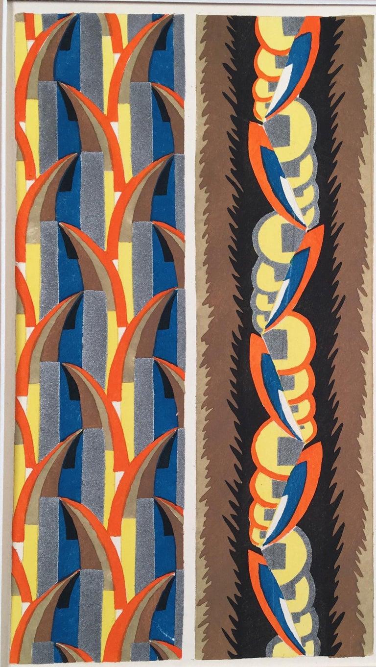 Inspirations Plate 7 - Art Deco Print by Adrien-Jacques Garcelon