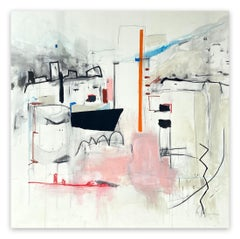 The Mediterranean (Abstract painting)