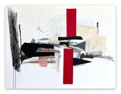Tienmu horizon  (Abstract painting)