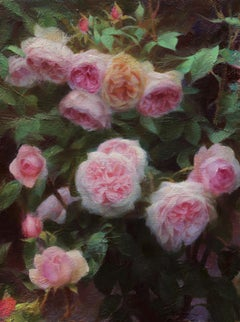 """Oxford Roses"", Oil Painting"
