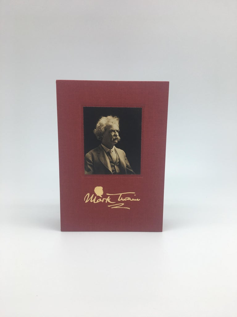 Adventures of Huckleberry Finn by Mark Twain, First UK Edition, First Issue In Good Condition For Sale In Colorado Springs, CO