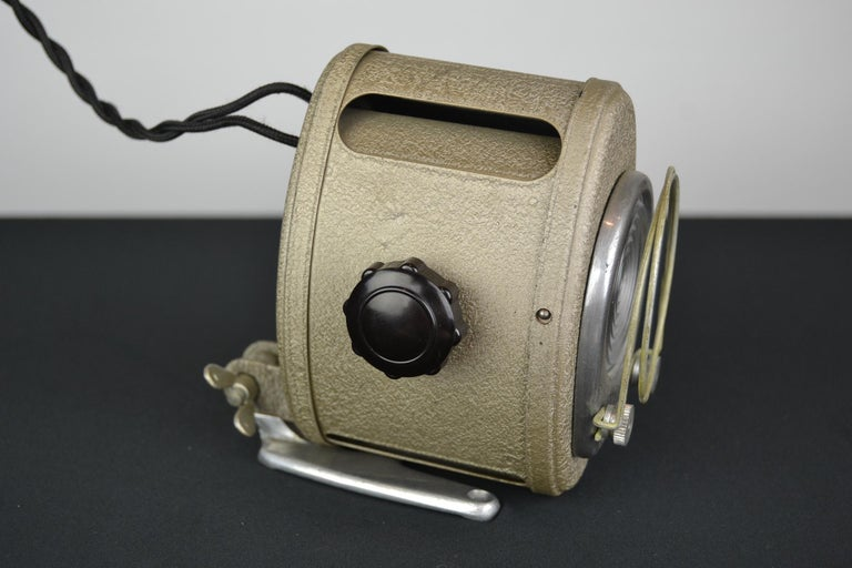 A.E Cremer Mini Baby Theater Light, Paris, France, 1950s For Sale 4