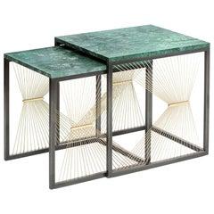 Aegis Nesting Tables Set of 2