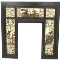 Antique And Vintage Fireplaces And Mantels 4 978 For
