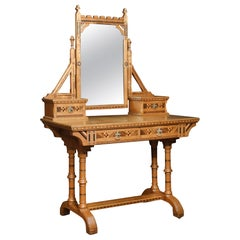 Aesthetic Movement Dressing Table
