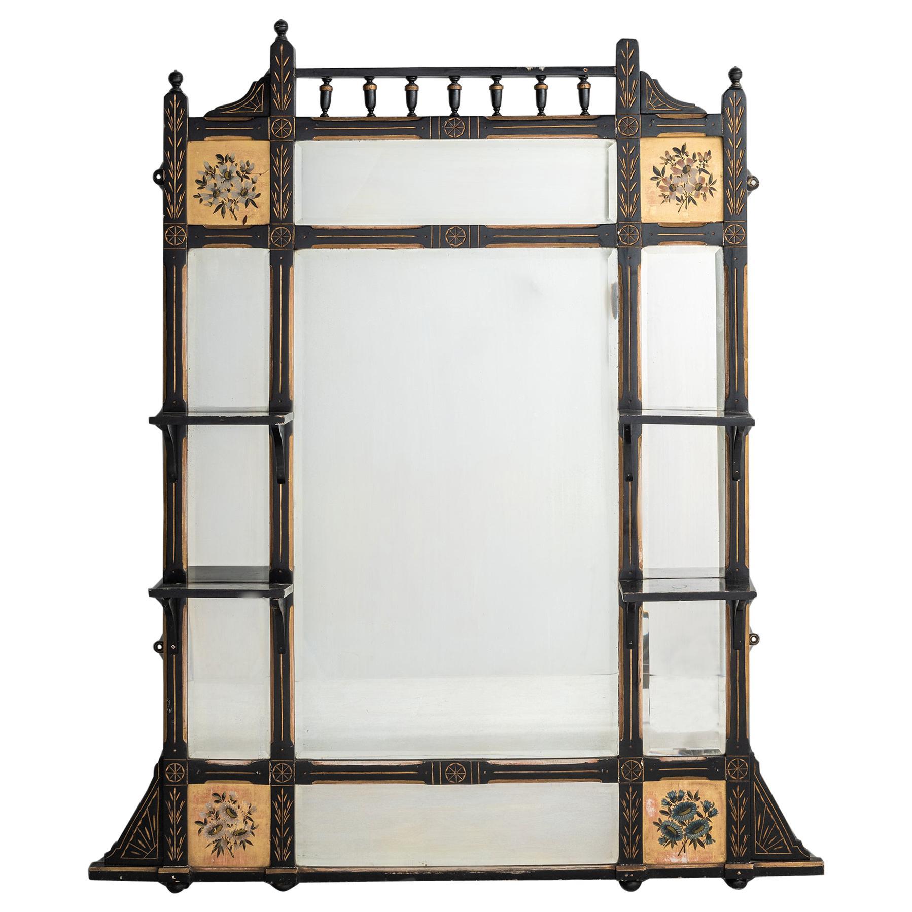 Aesthetic Movement Mirror
