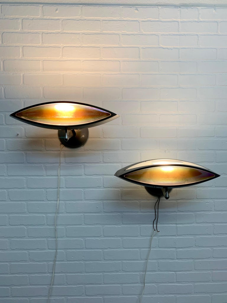 'Aeto' by Fabio Lombardo Sconces For Sale 1