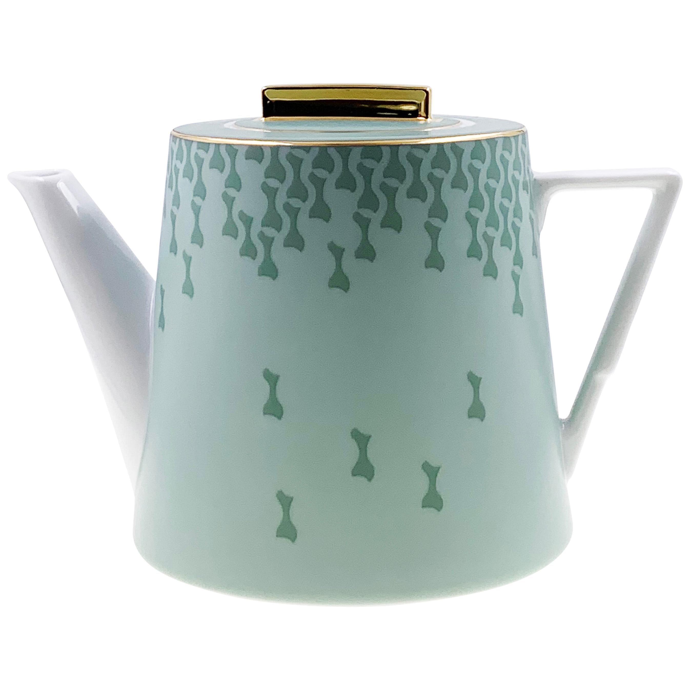 AF Tea Pot Mid Century Rhythm André Fu Living Tableware New