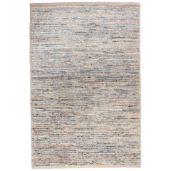 Afghan Hand Knotted Wool Rug