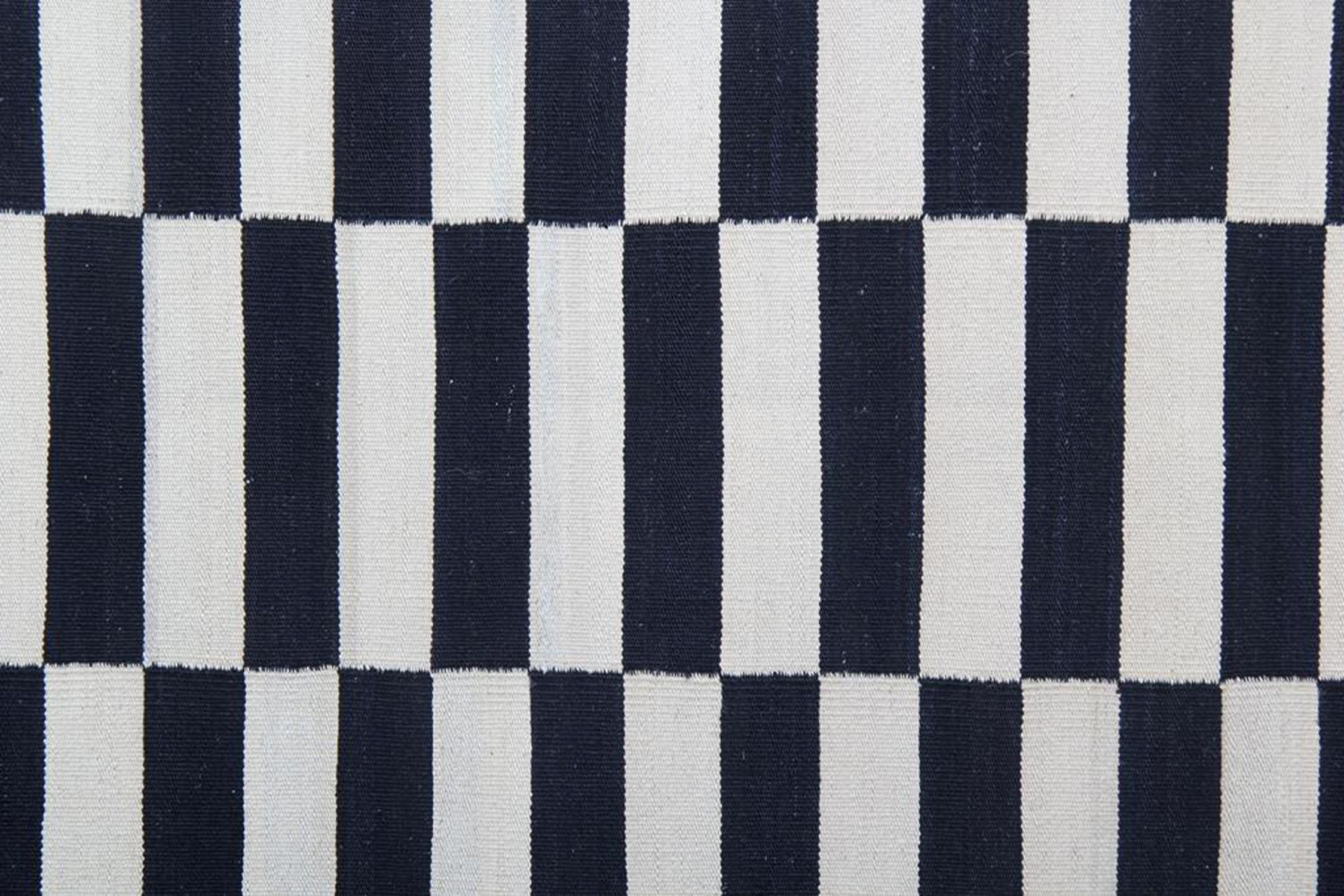 Afghan Runner Rugs Black And White Kilim Rugs Striped Stair Runner