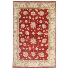 Afghan Oriental Rugs, Wool Rugs, Handmade Carpet Living Room Rugs for Sale