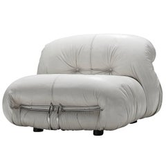 Afra & Tobia Scarpa 'Soriana' Lounge Chair
