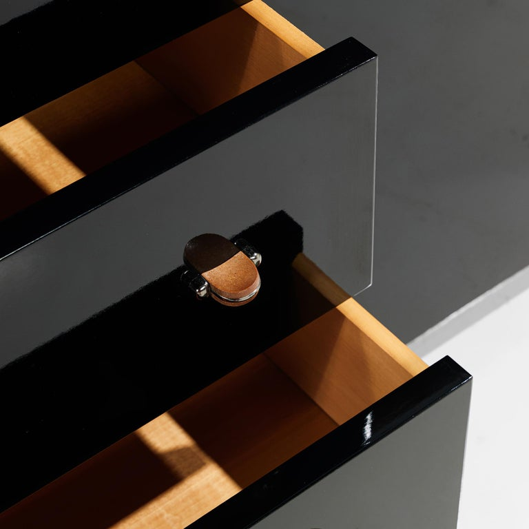 Afra and Tobia Scarpa 'Artona' Cabinet For Sale 4