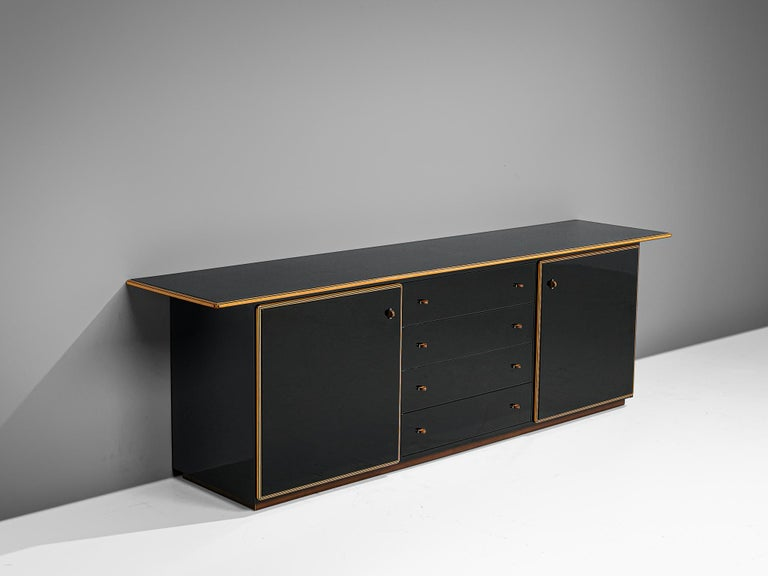 Mid-Century Modern Afra and Tobia Scarpa 'Artona' Cabinet For Sale