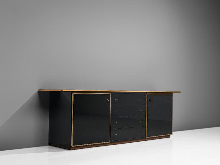Italian Afra and Tobia Scarpa 'Artona' Cabinet For Sale