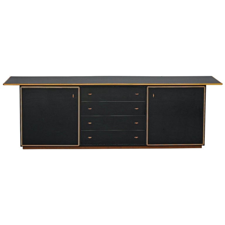 Afra and Tobia Scarpa 'Artona' Cabinet For Sale