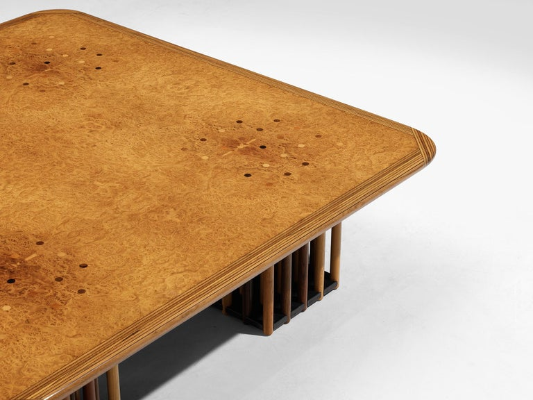 Afra and Tobia Scarpa 'Artona' Coffee Table In Good Condition For Sale In Waalwijk, NL