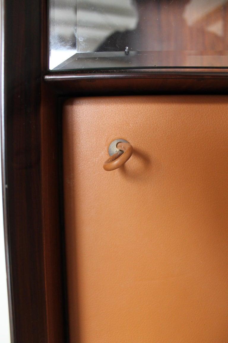 Leather Mid-Century Tobia Scarpa