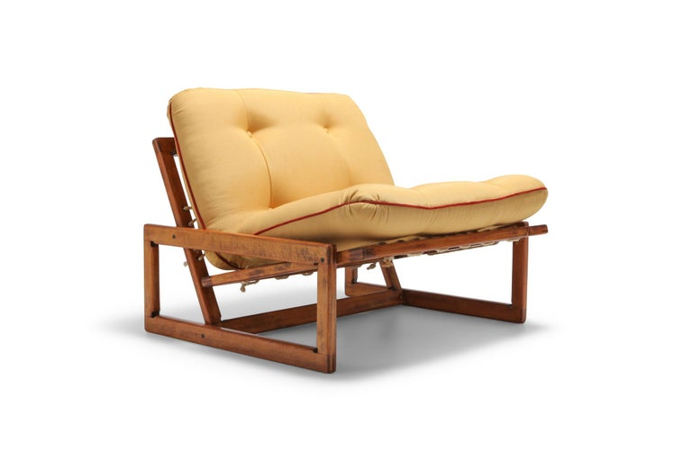 Afra and Tobia Scarpa Pair of 'Carlotta' Lounge Chairs for Cassina For Sale 2