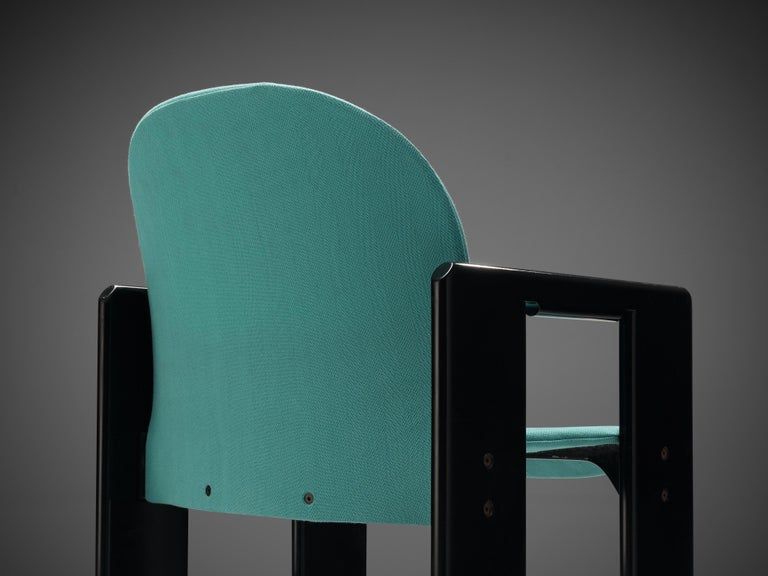 Afra & Tobia Scarpa Pair of 'Dialogo' Dining Chairs In Good Condition For Sale In Waalwijk, NL