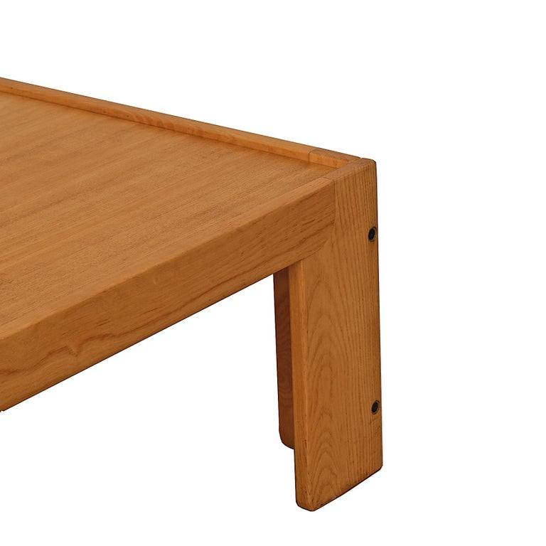 Afra & Tobia Scarpa, a Low Table, Model 771, Cassina, 1960s For Sale 2