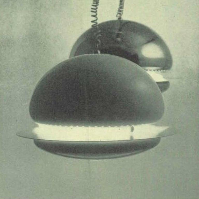 Afra & Tobia Scarpa, A Pendant light,