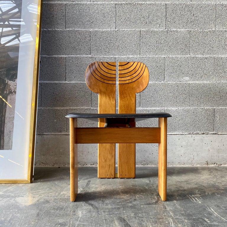 Leather Afra & Tobia Scarpa