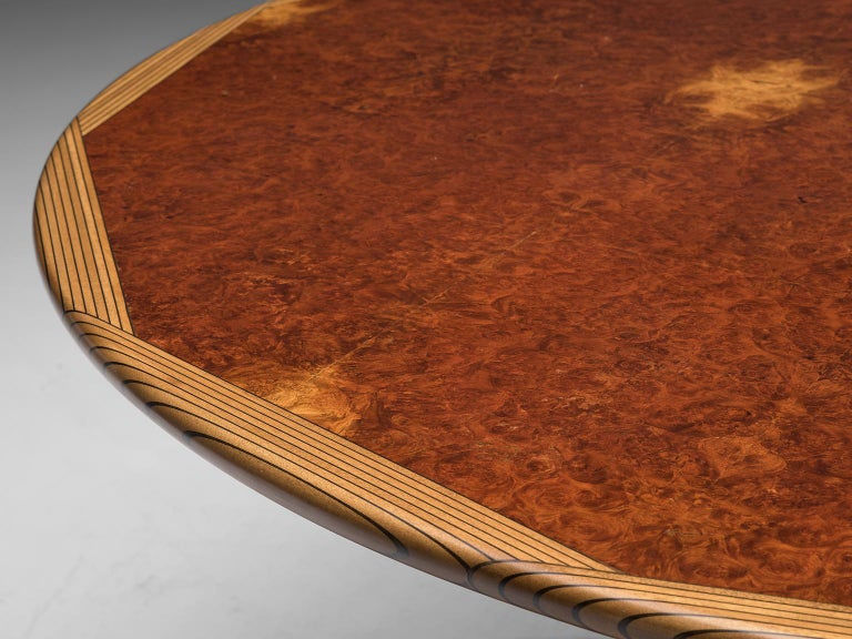 Late 20th Century Afra & Tobia Scarpa 'Africa' Dining Table For Sale