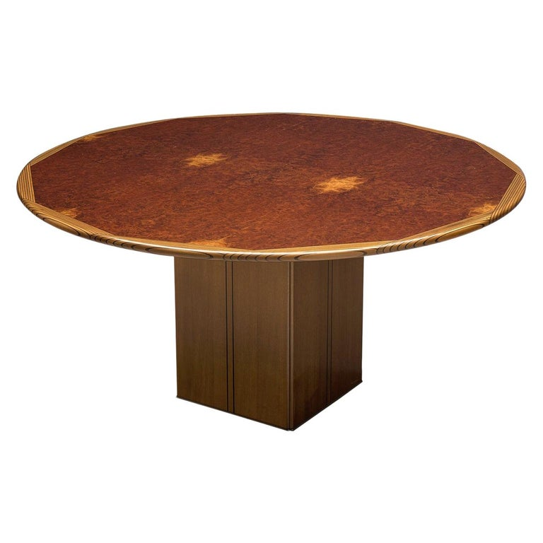 Afra & Tobia Scarpa 'Africa' Dining Table For Sale