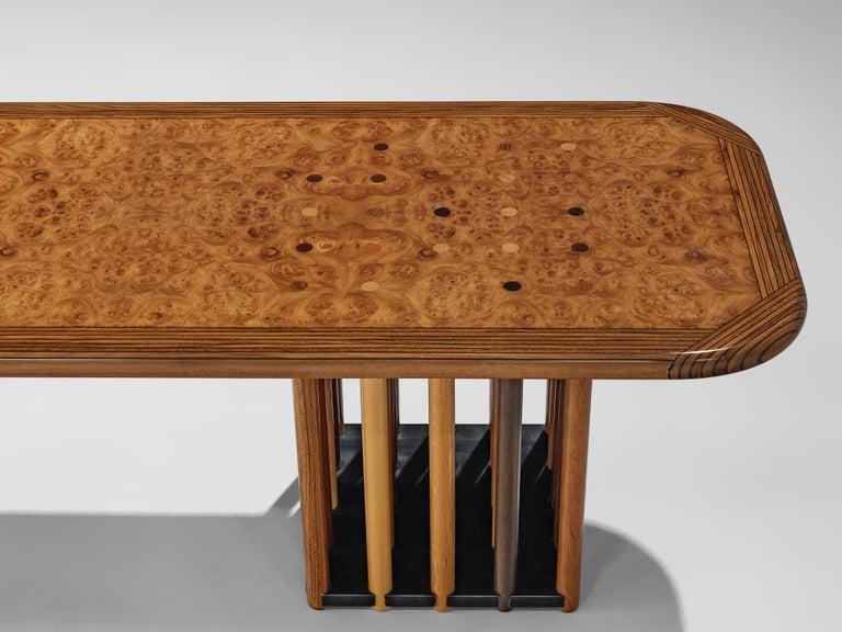 Mid-Century Modern Afra & Tobia Scarpa 'Artona' Coffee Table For Sale