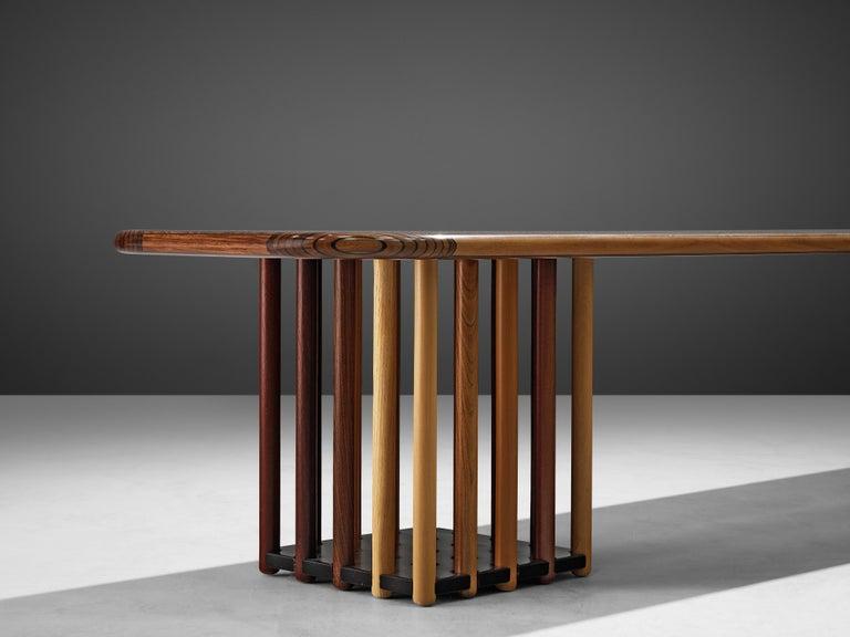 Late 20th Century Afra & Tobia Scarpa 'Artona' Coffee Table For Sale