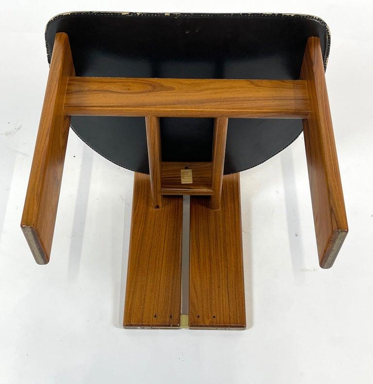 Afra & Tobia Scarpa Artona Series 'Africa' Chairs Produced, Maxalto 4 Available For Sale 7