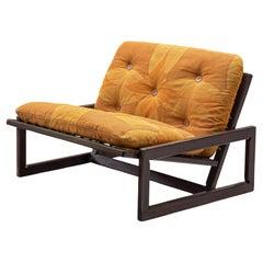 Afra & Tobia Scarpa for Cassina 'Carlotta' Lounge Chair