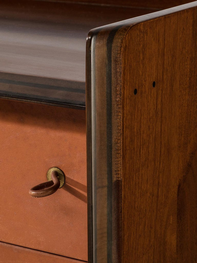 Late 20th Century Afra & Tobia Scarpa for Maxalto 'Artona' Cabinet, 1975 For Sale