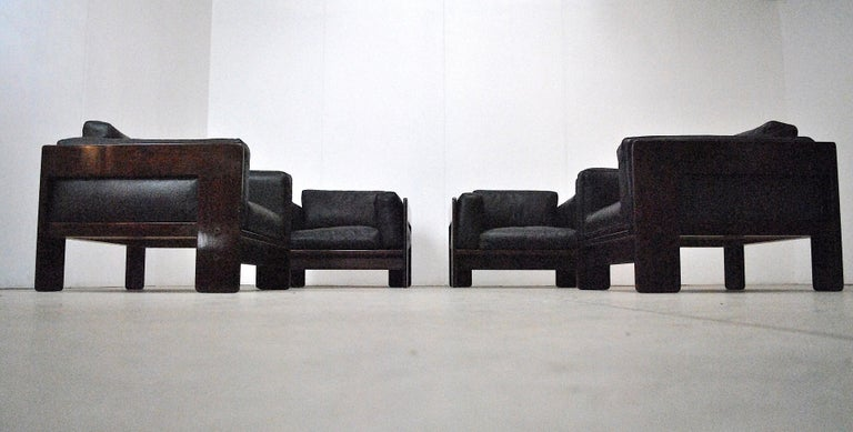 Set of two Mid-Century Modern of