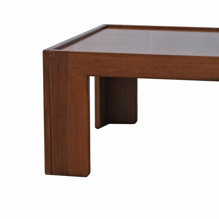 Mid-20th Century Afra & Tobia Scarpa, Low Table, Model 771, Cassina, 1960s For Sale