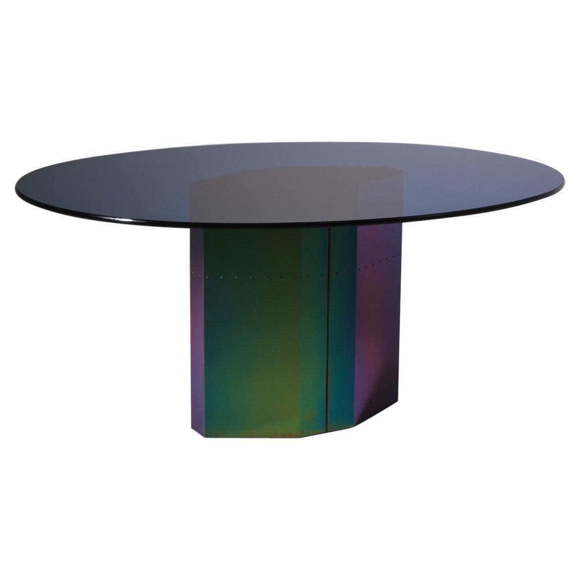 Afra & Tobia Scarpa 'Polygonon' Dining Table for B&B Italia