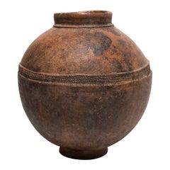 African Bambara Jidaga Water Vessel