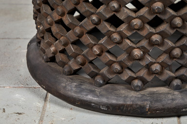 African Bamileke Table, 20th Century For Sale 1