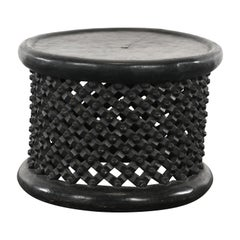 African Bamileke Table, 20th Century