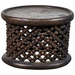African Bamileke Table, 20th Century