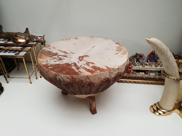 African Coffee Table For Sale 10