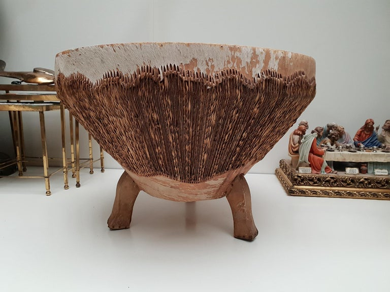 African Coffee Table For Sale 1