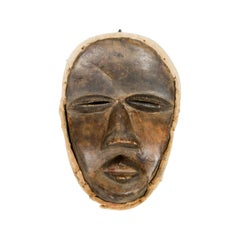 African Dan Mask from Ivory Coast