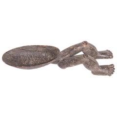 African Dan Wunkirmian Ladle Figure
